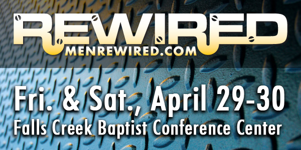 Rewired Men's Retreat
