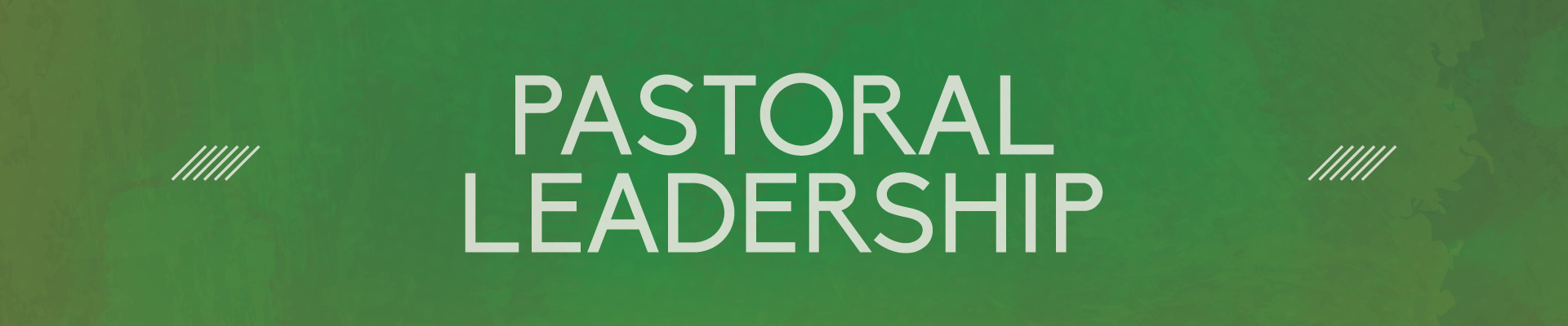 Pastoral Leadership | Baptist General Convention of Oklahoma