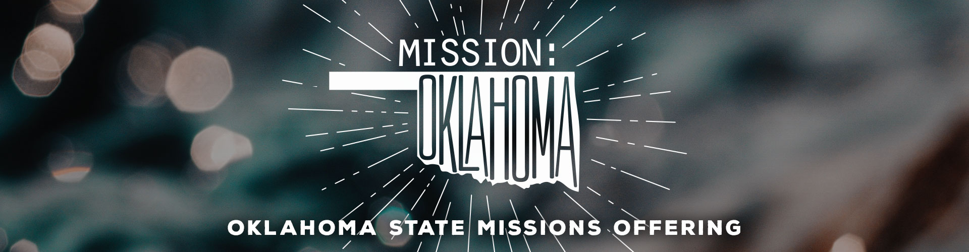 2018 Edna McMillan Oklahoma State Missions Offering